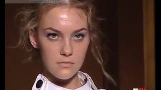 YVES SAINT LAURENT Spring Summer 2005 Paris Pret a Porter by Fashion Channel