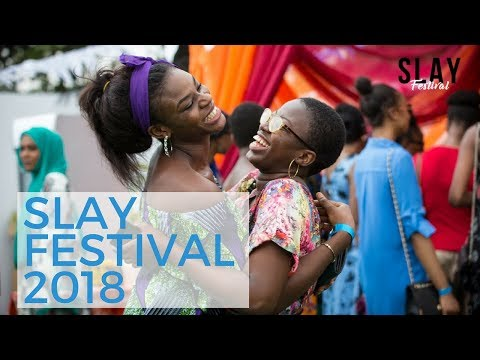 SLAY Festival 2018 - Networking, coaching, speakers, shopping and more!