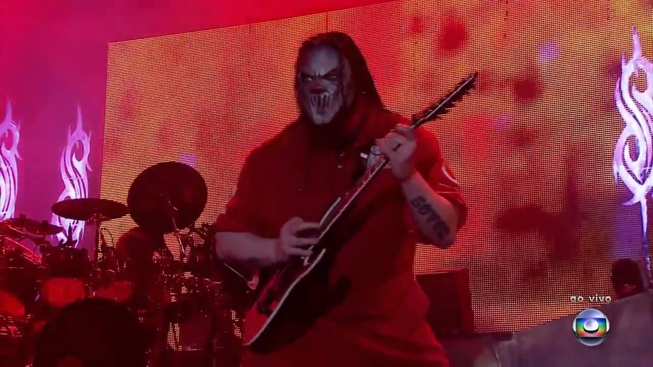show completo do slipknot no rock in rio 2011