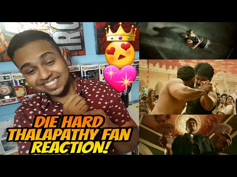 Mersal Tamil Teaser REACTION & REVIEW! | Vijay | A R Rahman | Atlee | THALAPATHY'NA KING!