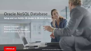 Spin up an Oracle NoSQL Database Cluster in 30 minutes or less video thumbnail