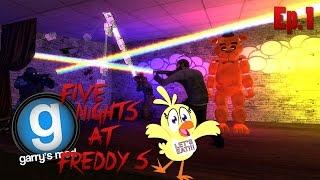 Five Nights at Garry's Mod - Horror di Gruppo - #1 : Dalla Parte dei Mostri! thumbnail