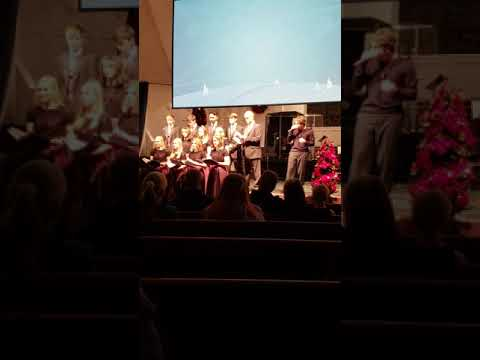 December 3rd, 2019 Chase betaboxes with The Plaza Heights Christian Academy Choir