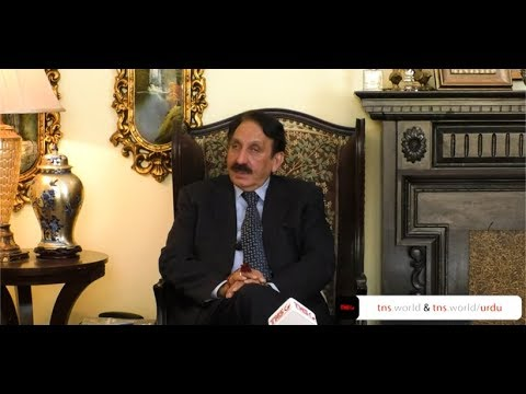 Former Chief Justice of Pakistan Iftikhar Muhammad Ch exclusive interview to TNS.