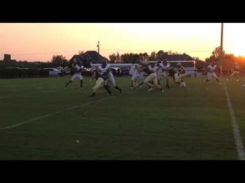 Franklin Road Academy football at Friendship Christian jamboree