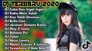 Dj Tik Tok Terbaru 2020 x Kaka main Salah Full Album Remix 2020
