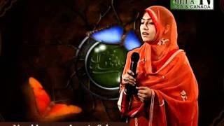 Rehmat Baras Rahi Hay Muhammad Ky Shehar Main By Javeria Saleem 2012