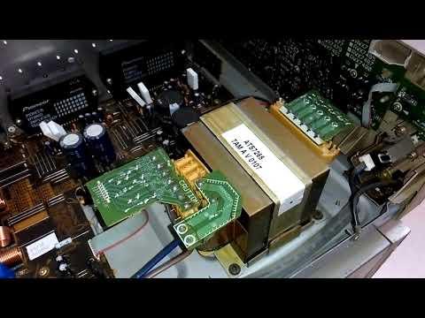( Đã bán ) Ampli Đa Kênh Pioneer VSX-D3 : Giải Mã DAC – Giá Rẻ Giật Mình !