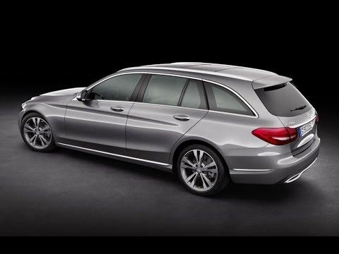 Mercedes-Benz C220D Estate 2016 מרצדס בנץ סטיישן