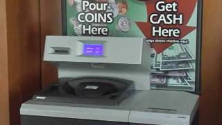 Self-Service Coin Counting Machines - Retail