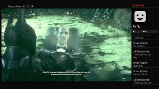 Arkham knight livestream