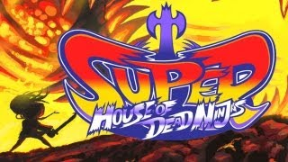 Super House of Dead Ninjas - Hard Speedrun 4:06