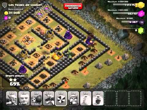 Clash Of Clans [Sherbet Tower] Tutorial