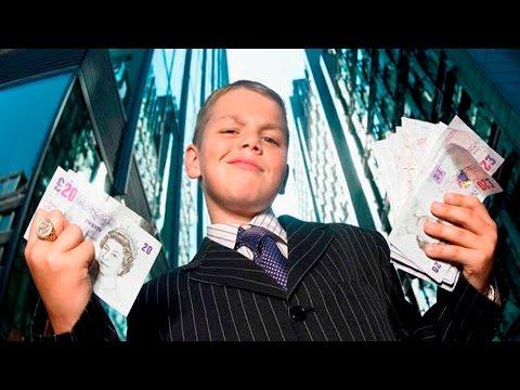 10 niños que se hicieron millonarios antes de los 15