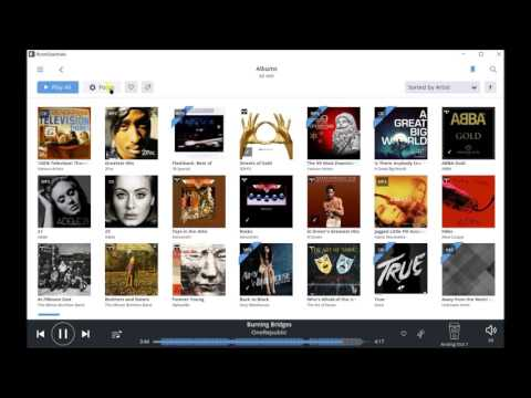 Discovery Music Server Focus Feature