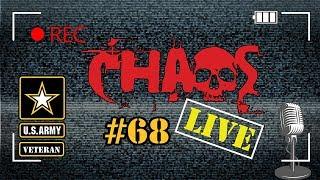 Chaos Live #68 | Army Q&A | US Army Veteran