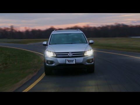 Volkswagen Tiguan review | Consumer Reports