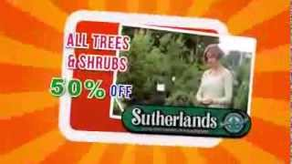 Sutherlands Early Bird Sale 5-2-15
