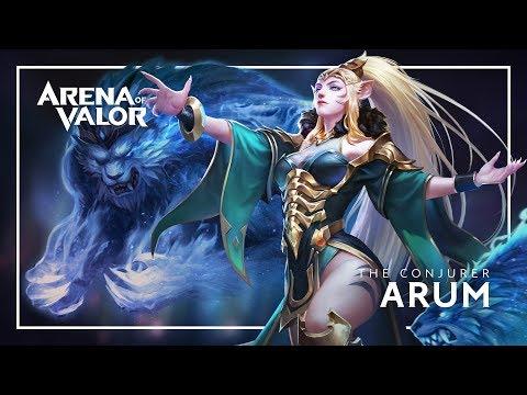 Hero Spotlight: Arum | Gameplay - Arena of Valor