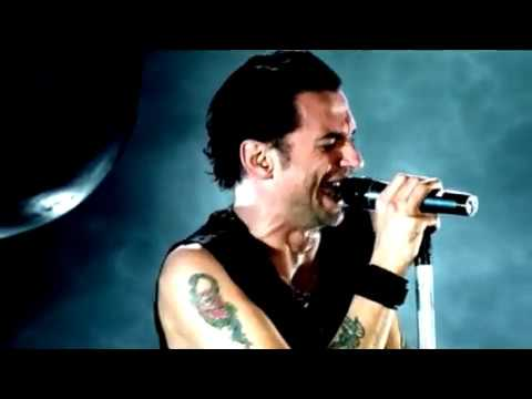 Depeche Mode - A Question Of Time [Live] (Video)