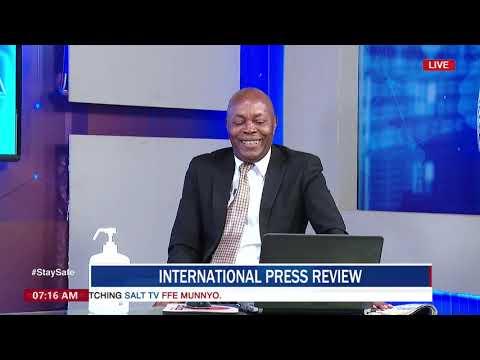 Abalwadde ba COVID-19 beeyongedde mu Uganda ,bava Tanzania | Omunnyo Ku Makya