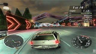 Need for Speed: Underground 2 GameCube Gameplay HD