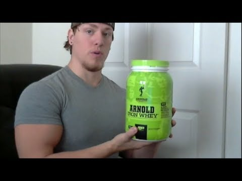 Honest review of arnolds new protein by mp pt 2 youtube malvernweather Gallery