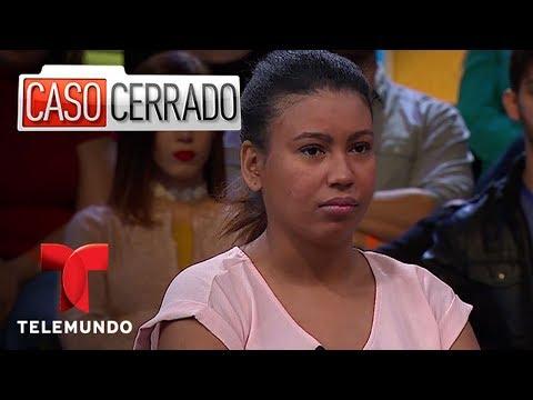 Madre negligente, hija culpable 👦🚲💀    Caso Cerrado   Telemundo