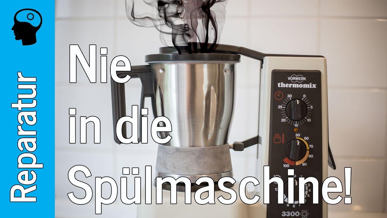 thermomix 5 spülmaschine