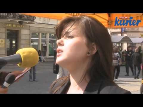 Anna-Maria Sieklucka w Radio-Kurierze