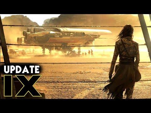 Star Wars Episode 9 News & Update! JJ Abrams & More