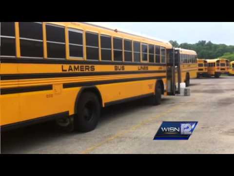 Muskego school delayed by flat bus tires