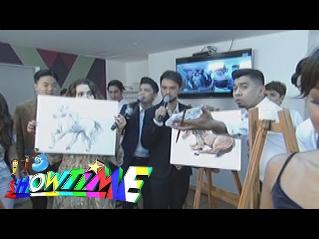 It's Showtime: Team Vice, Jugs and Teddy dressingroom raid