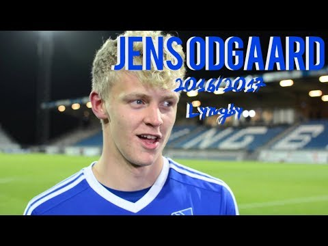 Jens Odgaard | Goals and Skills | Lyngby 2016/2017 | WELCOME TO INTER?