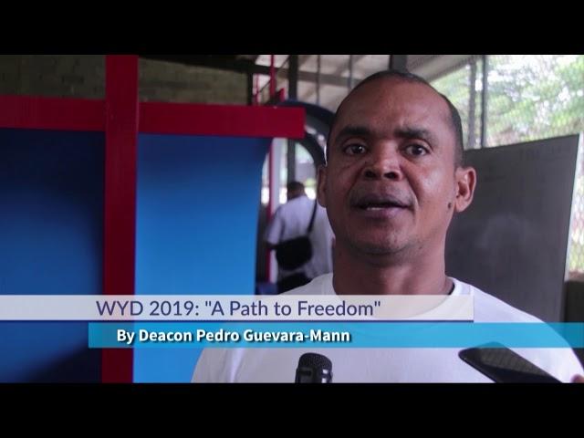 WYD 2019: A Path to Freedom