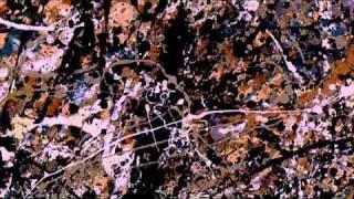 Marcus du Sautoy explains the fractal nature of Pollock's paintings