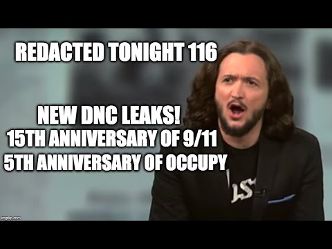 [116] New DNC Leak, Occupy 5th Anniversary, Military Buildup In Africa