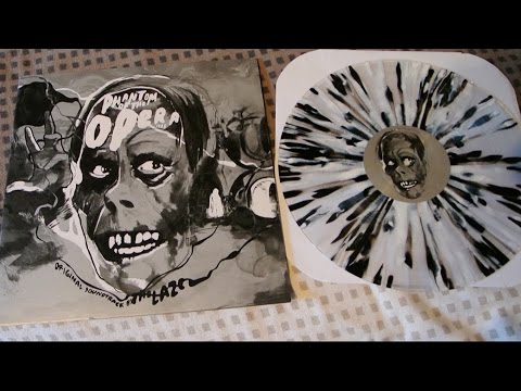 THE PHANTOM OF THE OPERA Vinyl Soundtrack / OST  by THE LAZE One Way Static LP Review