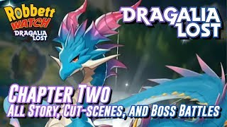 Nintendo Dragalia Lost: Chapter 2 - All Story, Cut-scenes, and Boss Battles **SPOILERS**