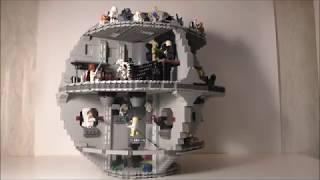 Обзор LEGO набора-Звезда смерти 10188[ЧАСТЬ2]