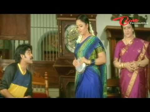Nagarjuna Comedy Dialogues In Youngagement