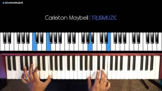 august alsina bigger is better piano tutorial part 1