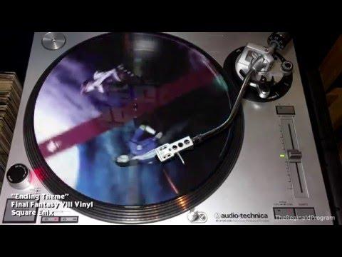 Final Fantasy VIII Vinyl: Side D   Vinyl Rip (Square Enix)