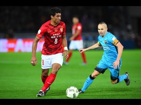 Paulinho vs Barcelona (Neutral) 12/16/2015 - Clubs World Cup