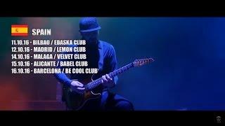 JINJER - Tour Trailer Europe 2016   Napalm Records