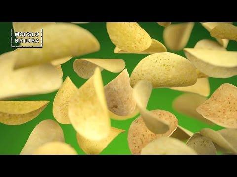 Mokslo sriuba: apie šiuolaikinį maistą