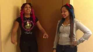 Omg Girlz covering Frank Ocean