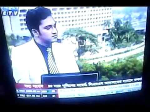 Ekushey TV Interview M Shahadat Hossain, Date: 10.12.2013