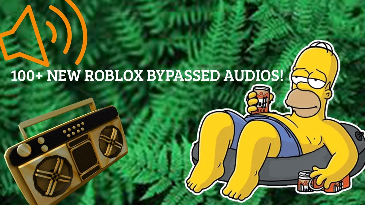 New Roblox Working Bypassed Audios March April 2020 Youtube