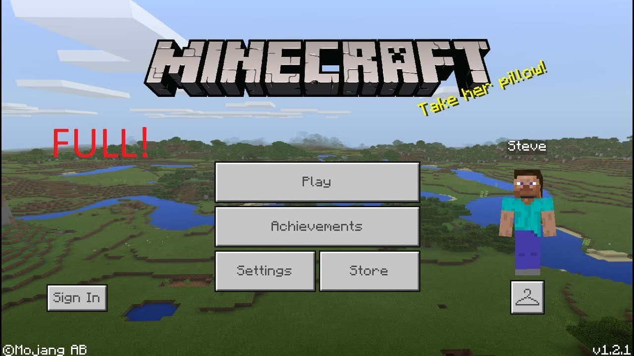 download minecraft for windows 10 full free